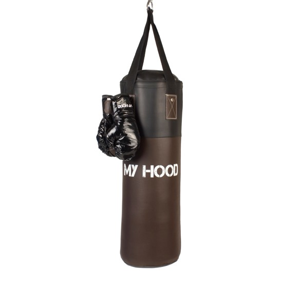 My Hood - Boxing Bag 10 kg - Retro (201045)