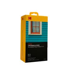 "Kodak - Cartridge 4x6"" 80-pack"