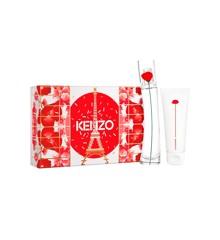 Kenzo - Flower by Kenzo EDP 30 ml + Body Milk 75 ml - Gavesæt