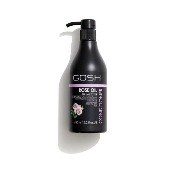 GOSH - Rose Oil Conditioner 450 ml