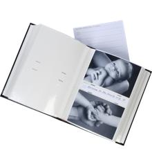 Focus - Exclusive Line 200 10x15 Photo Album - Blue