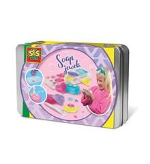 Ses Creative - Glittery soap jewels (S14151)