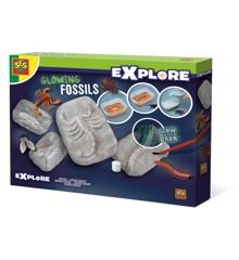 Ses Creative - Udhug Selvlysende fossiler