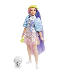 Barbie - Extra Dukke - Beanie (GVR05)