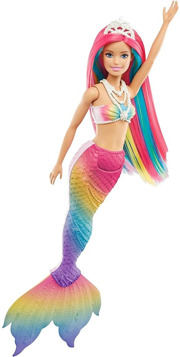 Barbie - Dreamtopia Rainbow Magic Mermaid (GTF89)