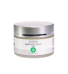 Neurogan - CBD 24 timers Ansigtscreme Fugt & Pleje til Normal Hud 500 mg 60 ml