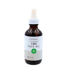 Neurogan - CBD Plejende & Fugtgivende Ansigtsolie  2000 mg  60 ml