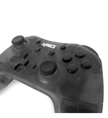 KMD Nintendo Switch Pro Wired Controller Black