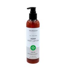 Neurogan - CBD Fugtgivende Body Lotion m. Forfriskende Duft 240 ml - Lavender & Rosmarin