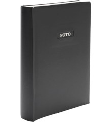 Focus - Trend Line Super 200 10x15 Photo Album - Black