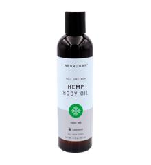 Neurogan - CBD Plejende & Beroligende Kropsolie 1000 mg 240 ml
