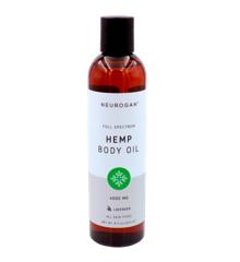 Neurogan - CBD Lindrende & Genopbyggende Kropsolie 4000 mg 240 ml