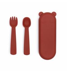 We Might Be Tiny - Sæt med ske og gaffel -Rust