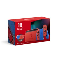 Nintendo Switch Console Mario Red & Blue Joy-Con Edition