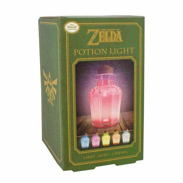 The Legend of Zelda Light Lamp BDP