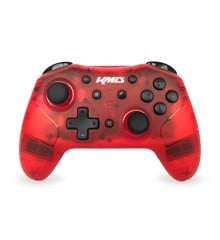 KMD Nintendo Switch Pro Wireless Controller Red