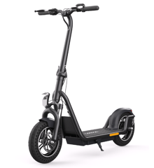"""Vaya - Elektrisk Løbehjul 12"""" Dæk - Sort (Op til 75km) (Hastighed 25km/t)"""
