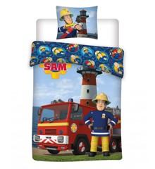 Bed Linen - Junior Size 100 x 140 cm - Fireman Sam (1000166)