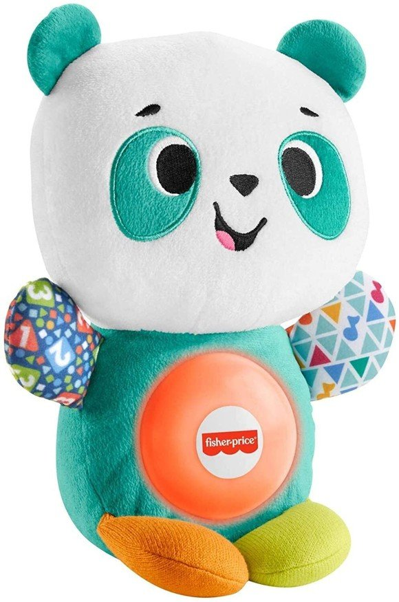 Fisher Price - Linkimals Play Together Panda (GXD87)
