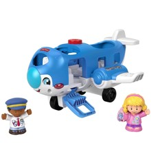 Fisher Price - Little People Air Plane (GXR91)