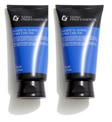 GOSH - 2 x Shape'n Shine Hair Cream 150 ml