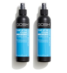 GOSH - 2 x Pump Up The Volume Spray 200 ml