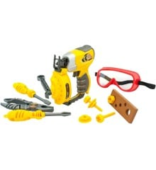 Tuff Tools - Multi-Tool Set w. Light and Sound - Nail Gun