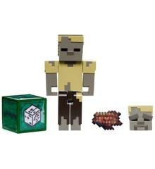 Minecraft - Comic Mode Figur 8 cm - Husk