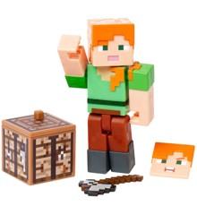 Minecraft - Comic Mode Figur 8 cm - Alex (GCC12)