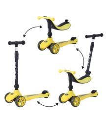 My Hood - Kick'n Ride Scooter - Yellow (505145)