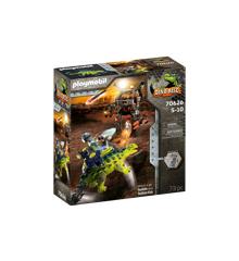 Playmobil - Saichania: Invasion of the Robot (70626)