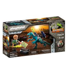 Playmobil - Uncle Rob: Armament for battle (70629)