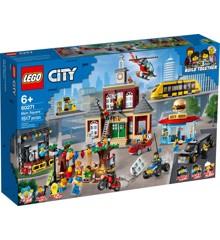 LEGO City - Hovedtorvet (60271)