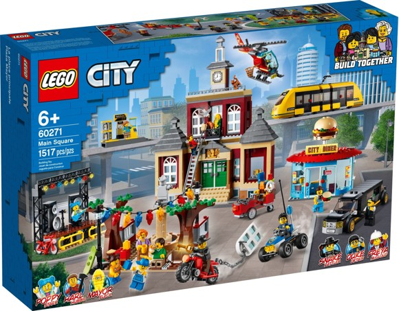 LEGO City - Main Square (60271)