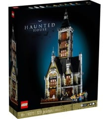 LEGO Creator Expert - Haunted House (10273.)