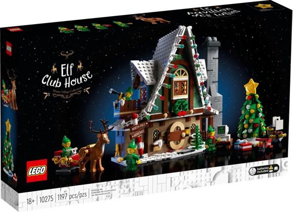LEGO Creator Expert - Elf Club House (10275)