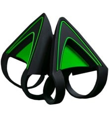 Razer Kitty Ears for Kraken Green