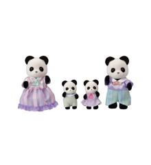 Sylvanian Families - Pookie Panda Family (5529)
