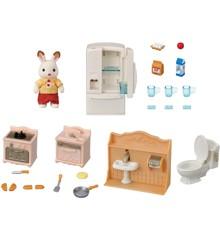 Sylvanian Families - Playful Starter Furniture Set (5449)