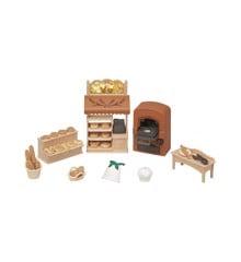 Sylvanian Families - Bakery Shop Starter Set (5536)
