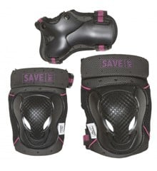 Save My Bones - Safety Set - Pink XS (401000-xs)