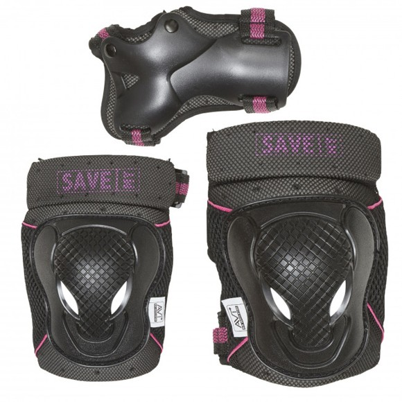 Save My Bones - Safety Set - Pink XS (401000-xs)
