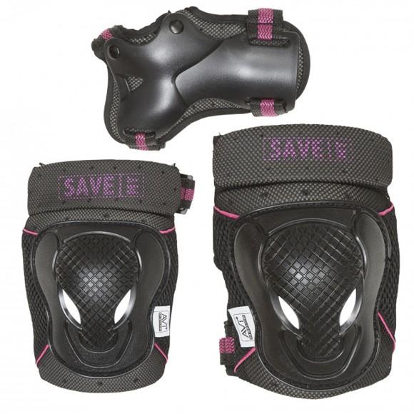 Save My Bones - Safety Set - Pink S (401000-s)