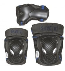 Save My Bones - Safety Set - Blue XS (401010-xs)