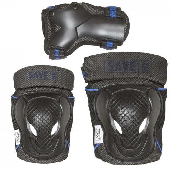 Save My Bones - Safety Set - Blue XS (401010-xs)