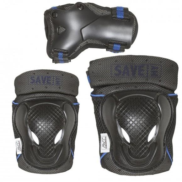 Save My Bones - Safety Set - Blue S (401010-s)