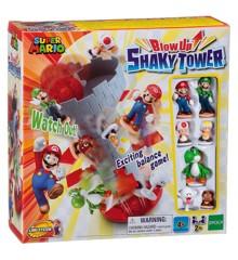Super Mario -  Blow Up! Shaky Tower