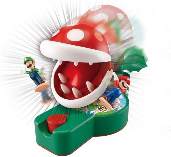 Super Mario -  Piranha Plant Escape!