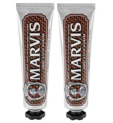 MARVIS - Toothpaste 2x75 ml- Sweet & Sour Rhubarb