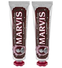 MARVIS - Toothpaste  2x75 ml - Black Forest